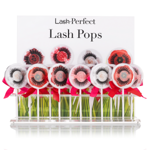 Lash Pop Stand - inc 36 Lash Pops