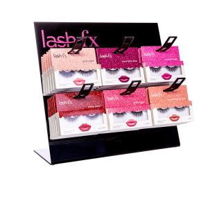 Let's Go Out Strip Lash Stand