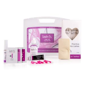 Lash FX Lash Lift, Curl & Tint Course with Remote Training & Product Kit