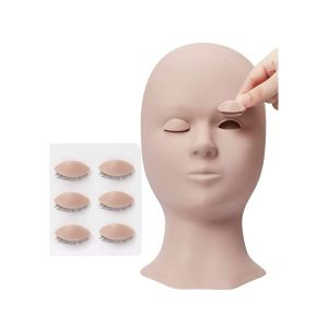 Lizzy Head – Mannequin head for practice and assessment