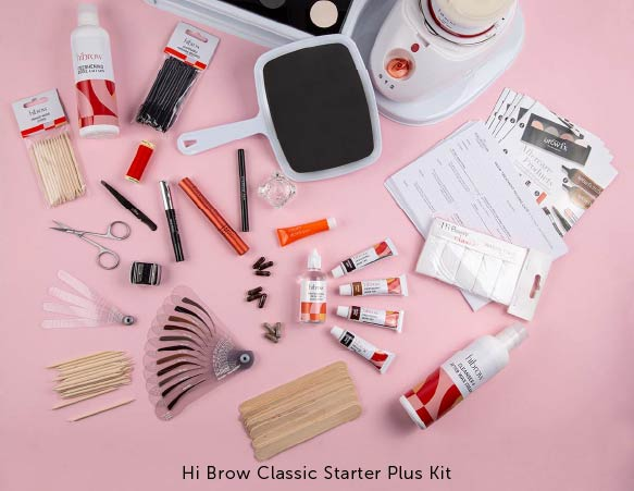 Hi Brow Classic Starter Plus Kit